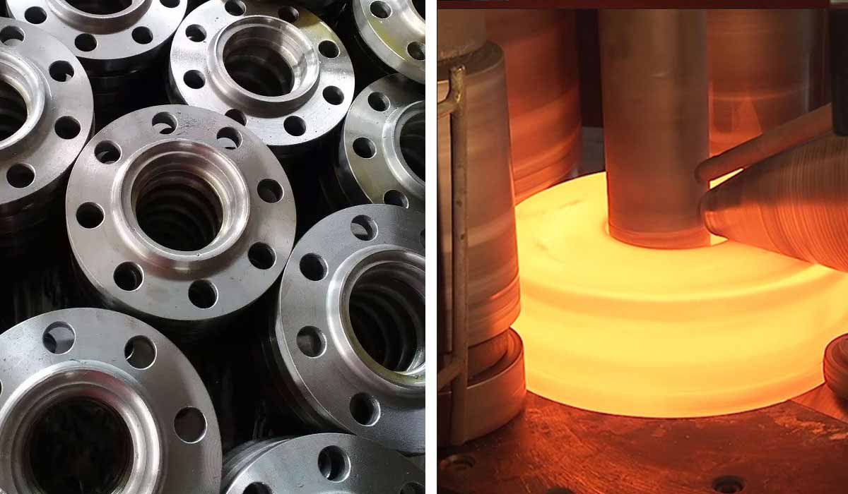 Incoloy 800 Flanges