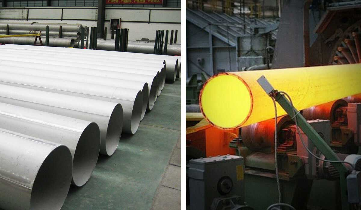 Inconel 625 Seamless Pipes