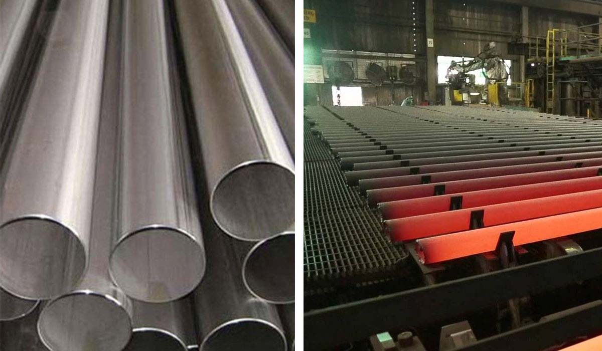 SMO 254 Seamless Pipes