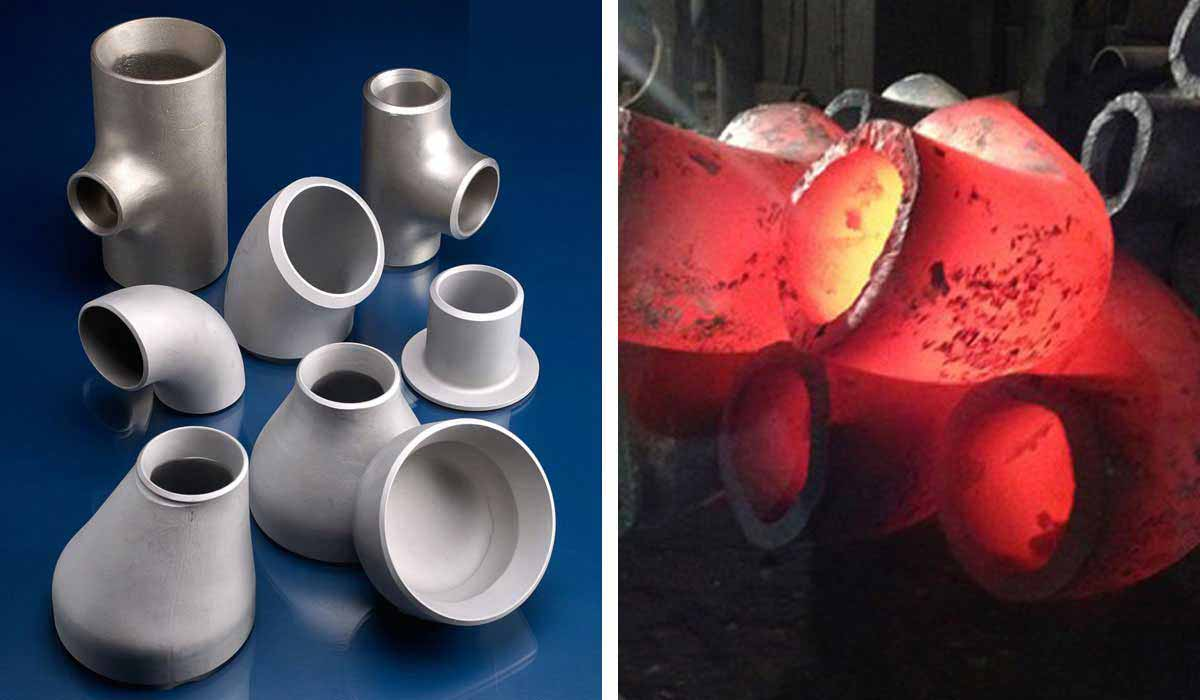 Stainless Steel 304 /304L Buttweld Pipe Fittings