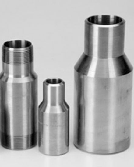 Alloy 20 Pipe Nipple