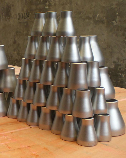 Alloy 20 Butt weld Reducers