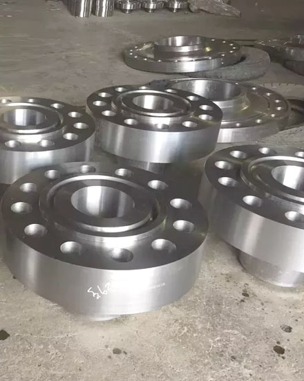 Incoloy 800 Ring Type Joint Flanges