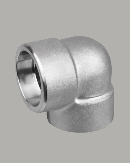Inconel 600 Socket weld Elbow