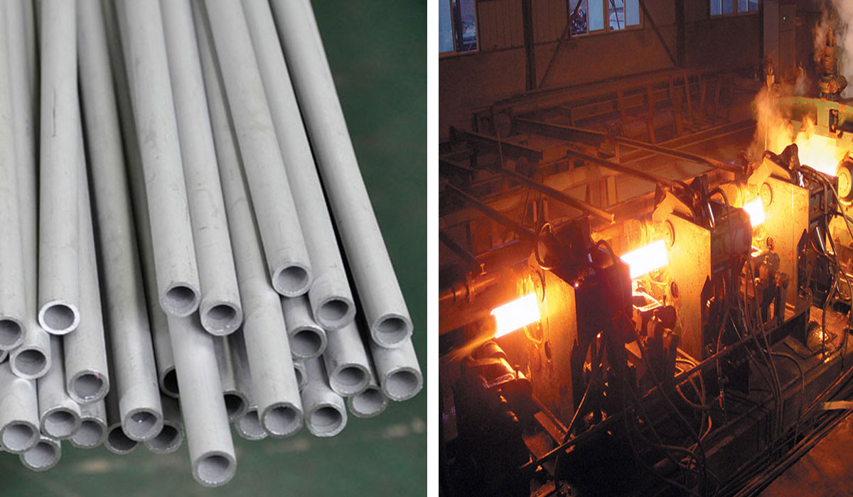 Stainless Steel 304 /304 / 316 / 321  /347 Seamless Tubes